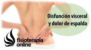 Disfunción visceral y dolor de espalda. ¿Qué se puede hacer?