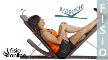 Estiramientos con K Stretch para lumbago o lumbalgia
