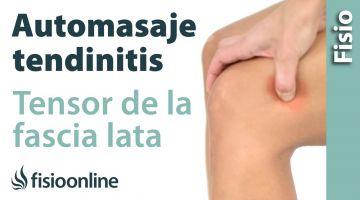 11.Auto-masaje para la tendinitis del músculo tensor de la fascia lata.