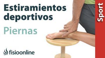 Estiramientos Deportivos para Relajar los Músculos de la Zona Anterolateral de la Pierna 1 PGM