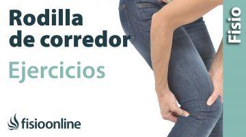 Síndrome de la cintilla iliotibial o fascia lata. Ejercicios y Consejos.