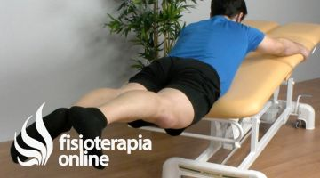 Ejercicio de fortalecimiento y tonificación de Glúteos + Espinales.