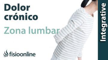 Lumbalgia general y dolor constante de la zona lumbar