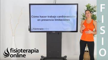 Cómo hacer el trabajo cardiovascular en presencia de limitaciones