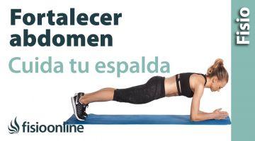 Cómo fortalecer tu abdomen sin dañar tu espalda