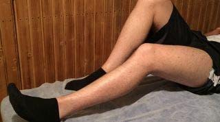 ejercicios protesis de rodilla 4