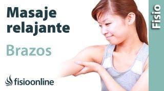 COMO HACER un masaje relajante de brazos y antebrazos