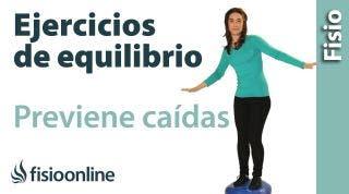 Ejercicio para aumentar el equilibrio y el balance de tu cuerpo