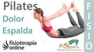 Ejercicios de Pilates para el dolor de espalda bajo