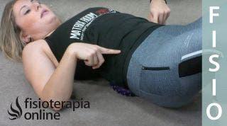 Espalda sana - Relajación lumbar con softball