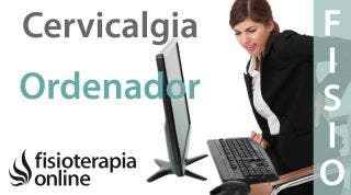 Cervicalgia y ordenador