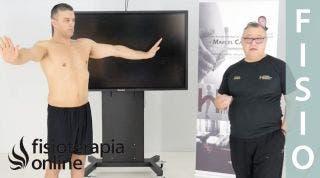 Primer ejercicio ortoestático programa base, etapa 5 y 6