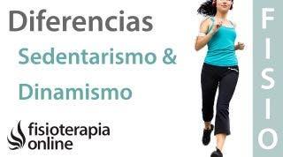 Sedentarismo vs Dinamismo. Diferencias y efectos en tu salud
