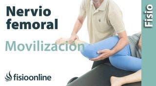 Auto-movilizaciones del nervio Femoral para dolores en el muslo