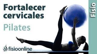 Cómo fortalecer las cervicales con Pilates