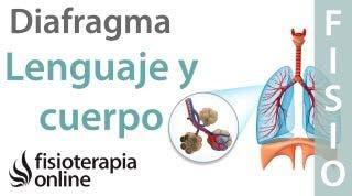 Diafragma. Lenguaje y cuerpo.