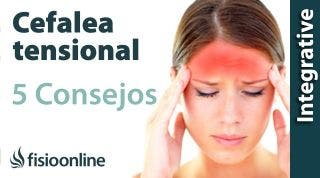 5 consejos que debes conocer para curar la cefalea  y migraña