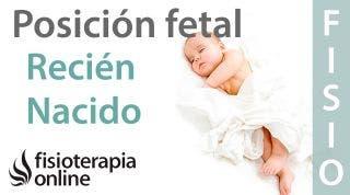 Importancia de la posición fetal en el recién nacido