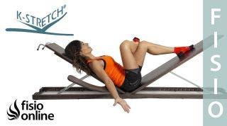 Rutina de ejercicios y estiramientos con K Stretch en 15 minutos