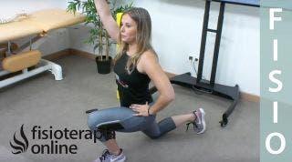 Espalda sana - Stretching PSOAS + Rotación PGM