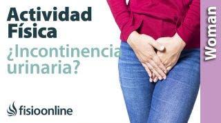 Incontinencia urinaria y actividad física.  ¿Cómo evitar los problemas en el suelo pélvico?
