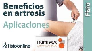 Beneficios y aplicaciones de INDIBA ACTIV para la artrosis