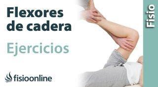 Ejercicio de reprogramación para flexores de cadera y arrastre del iliaco en anterioridad.