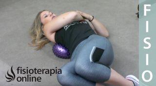 Espalda sana - Relajación costal dorsal con softball