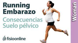 Por qué no debo hacer running embarazada. Consecuencias en mi suelo pélvico si corro en el embarazo.