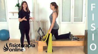 3 ejercicios de Pilates para artrosis