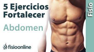 5 ejercicios para fortalecer tus abdominales