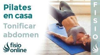 PILATES en CASA, tonifica tu ABDOMEN con estos ejercicios