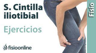 ¿CÓMO tratar la tendinopatia de la cintilla ilio-tibial o fascial lata? Ejercicios y recomendaciones