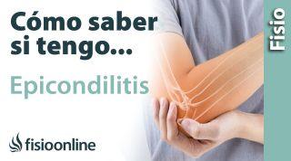 Cómo saber si tienes una epicondilitis o CODO DE TENISTA