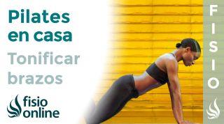 PILATES en CASA, tonifica tus BRAZOS con estos ejercicios