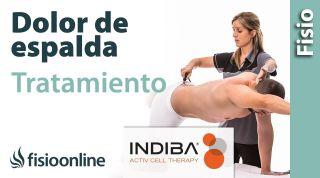Combate tu dolor de espalda con un tratamiento con INDIBA ACTIV