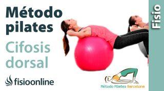 Pilates para la cifosis dorsal