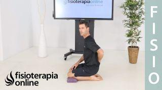 Hipercifosis y ejercicios para el tratamiento de la curva cervical anormal
