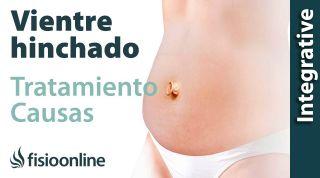Causas y tratamientos para el vientre hinchado