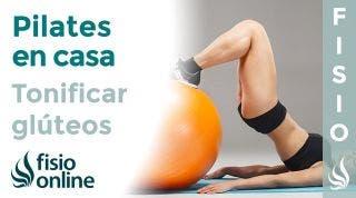 PILATES en CASA, tonifica tus GLÚTEOS con estos ejercicios