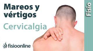 Cervicalgia y mareos o vértigos