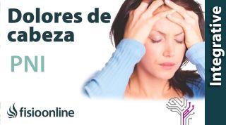 Dolores de cabeza por migraña. Visión y tratamiento desde la PNI
