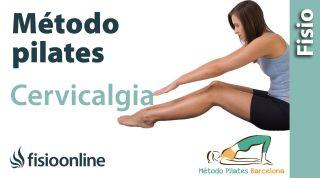 Ejercicios de Pilates para el dolor de cuello o Cervicalgia
