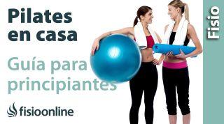 PILATES en casa para PRINCIPIANTES. Aprende pilates en casa de forma fácil y sencilla