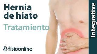 Hernia de hiato - Por qué se produce y cómo tratarla