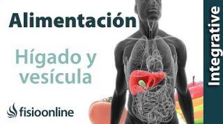Alimentación, nutrición y limpieza para disfunción de hígado y vesícula biliar