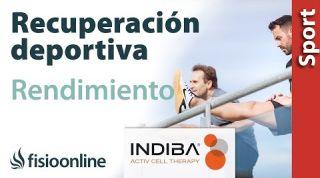 Recuperación deportiva y mejora del rendimiento con los tratamientos de INDIBA ACTIV