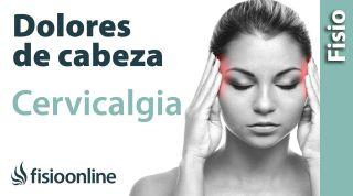 Cervicalgia y dolores de cabeza