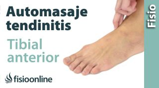 10.Auto-masaje para la tendinitis del tibial anterior.