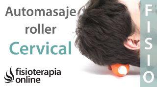 Automasaje cervical y para el dolor de cabeza con Cool Roller
